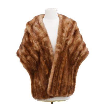 Fettner Furs Mink Stole, Vintage