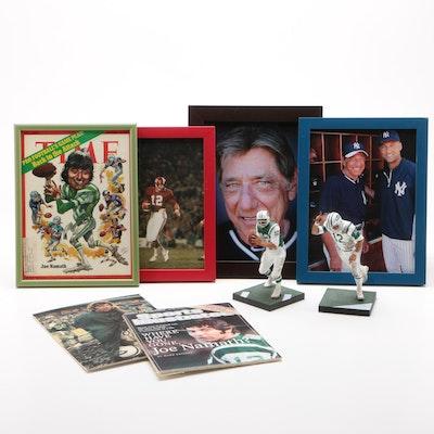 Joe Namath Collectors Items