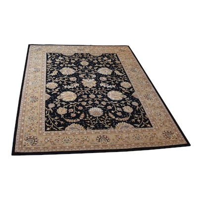8'6 x 11'6 Tufted Chinese Wool and Silk Area Rug from The Rug Gallery