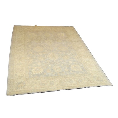 9' x 12' Hand-Knotted Pakistani Wool Rug from The Rug Gallery