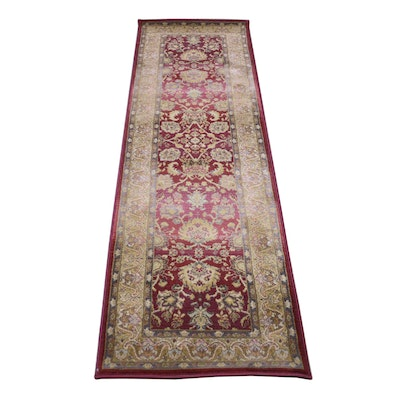 2'3 x 7'9 Machine Made Egyptian Synthetic Runner from The Rug Gallery