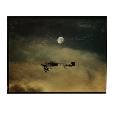 "Don Jim Cibachrome Photograph ""Flying High"""