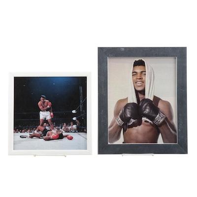 Framed Muhammad Ali Prints
