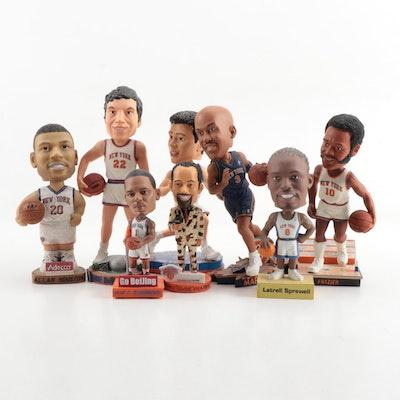 New York Knicks Player Greats NBA Bobblehead Dolls, Contemporary