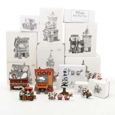 Dept. 56 North Pole Series Village and Accessories