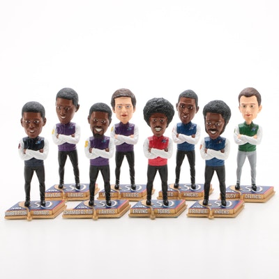 """""""Legends of the Court"""" Limited Edition NBA Bobblehead Dolls, Contemporary"""