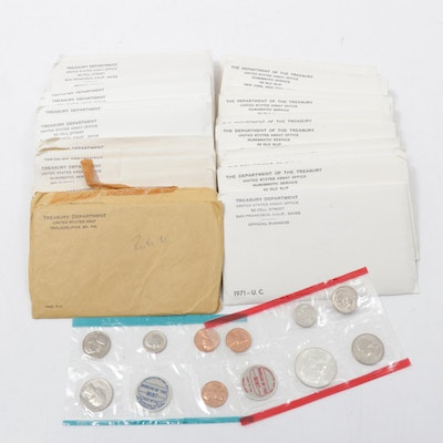 United States Uncirculated, Proof and Special Mint Sets