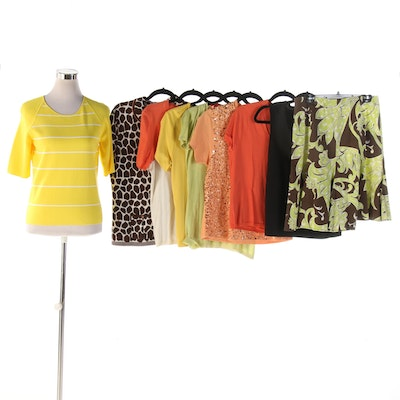 Talbots, Dana Buchman, Sinclaire, Scott Taylor with Other Separates