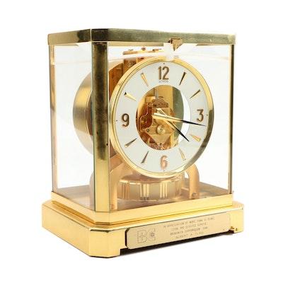 "Jaeger-LeCoultre ""Atmos"" Mantel Clock, 1980"