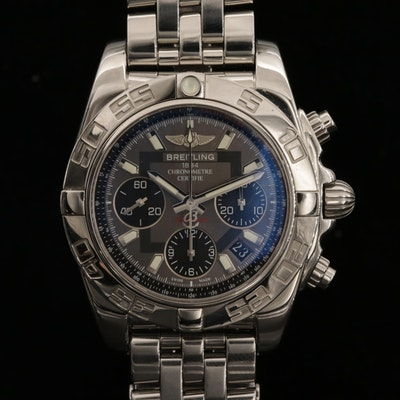 Breitling Chronomat 41 Automatic Stainless Steel Wristwatch, 2014