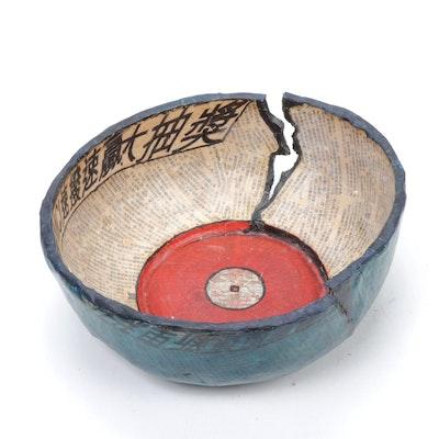 R. McDonald Studio Pottery Bowl, 1999