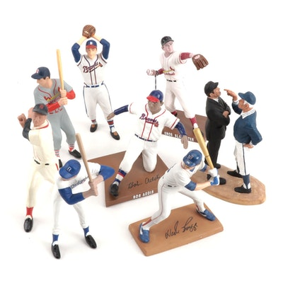 Hartland Baseball Figures, Contemporary