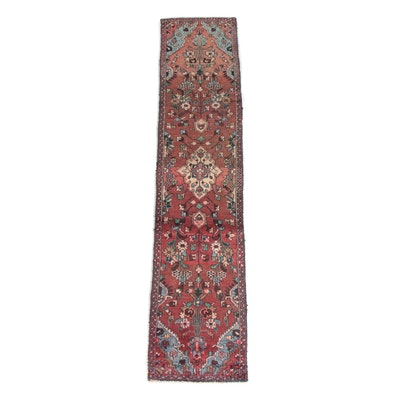 2'0 x 9'3 Hand-Knotted Persian Arak Wool Carpet Runner