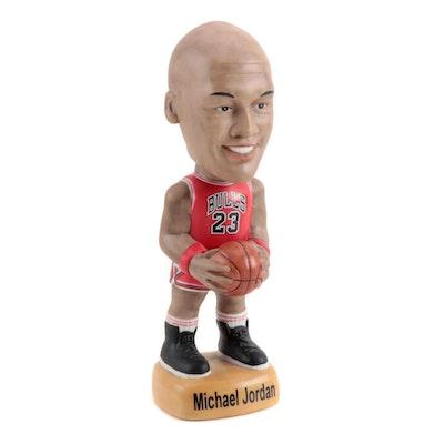 """S.A.M"" Michael Jordan Chicago Bulls Limited Edition Bobblehead Doll, 1994"