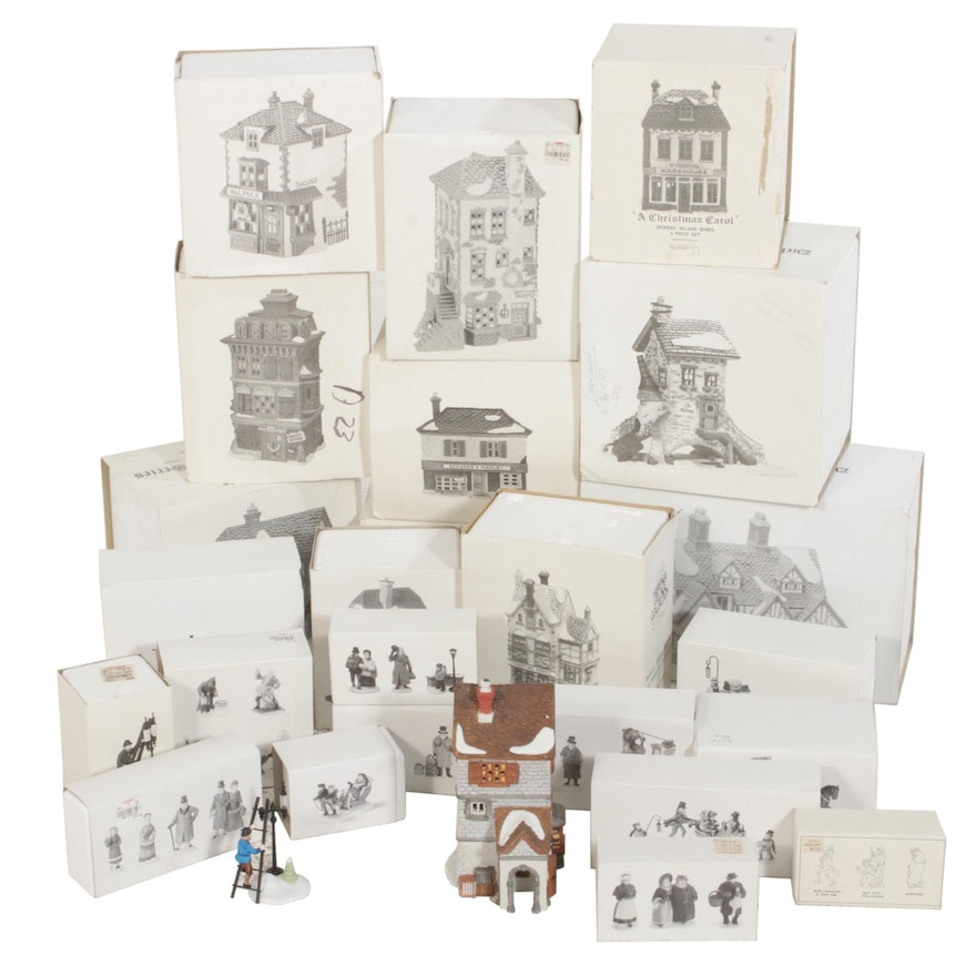 Dept. 56 Dicken's Village Series Buildings and Accessories