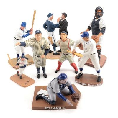 Hartland and Gartlan Baseball Legendary Figures