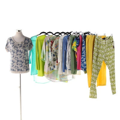BCBG, DKNY, Gryphon, Threads 4 Thought, Peck & Peck with Other Separates