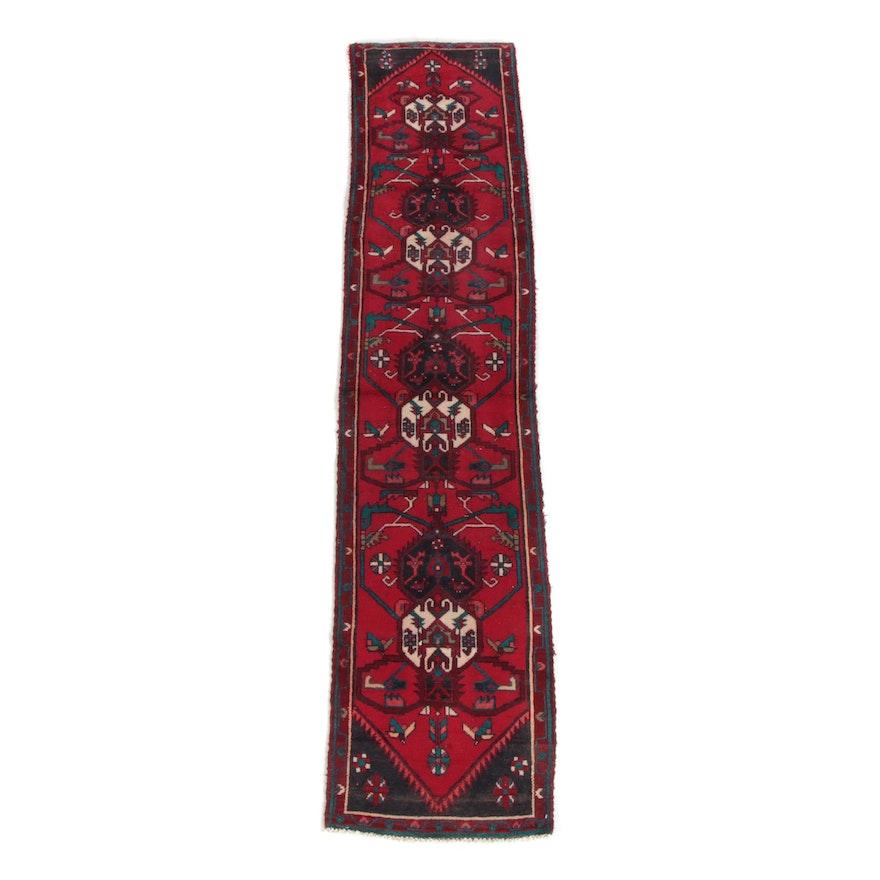 2'0 x 9'5 Hand-Knotted Persian Kolyai Wool Carpet Runner