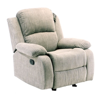 Emerald Home Manual Recliner, Contemporary