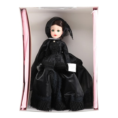 "21"" Madame Alexander ""Black Mourning Scarlett"" Doll, Limited Edition, 1999"
