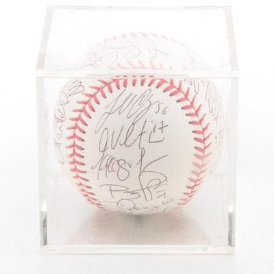 Cincinnati Reds Signed Baseball, Early 2000s