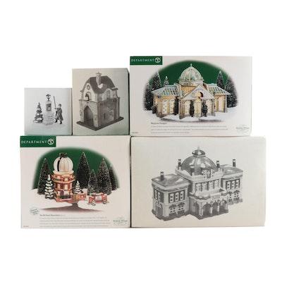 "Department 56 ""Dickens' Village Collection"" Figures in Original Packaging"