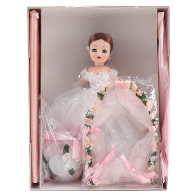 "21"" Madame Alexander ""Promise of Spring Cissy"" Vinyl Doll, Limited Edition, 2001"