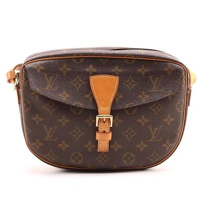 Louis Vuitton Jeune Fille in Monogram and Vachetta Leather