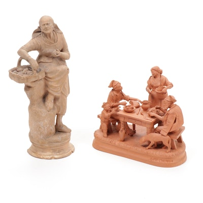 Italian Terracotta Figurines