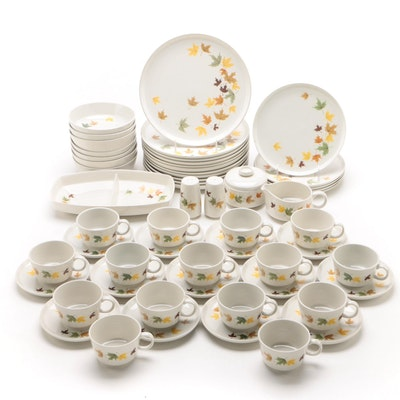 "Franciscan ""Indian Summer"" Ceramic Dinnerware, 1958–1969"
