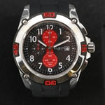 Elgin 14501.4 Stainless Steel Quartz Wristwatch