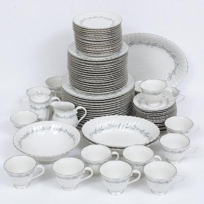 "Syracuse ""Sonata"" Porcelain Dinnerware, 1960s"