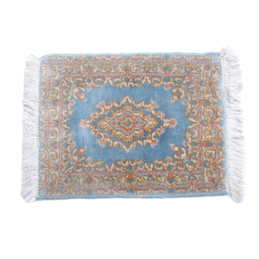 1'5 x 2'2 Royal Rugs Hand-Knotted Persian Kerman Rug