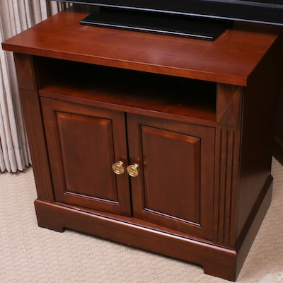 Bell'O Wooden Television Cabinet, Contemporary