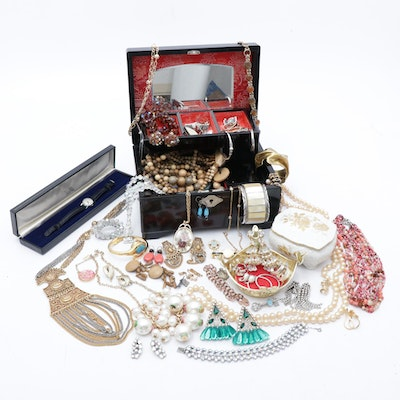 Lisner, Monet, Dotty Smith and More Costume Jewelry