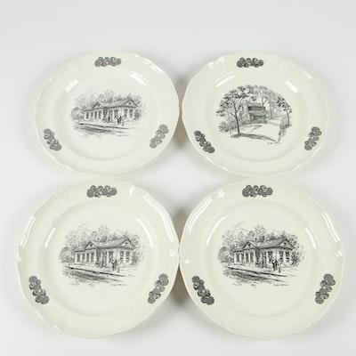 Caroline Williams Cincinnati Themed Wedgwood Porcelain Collector Plates