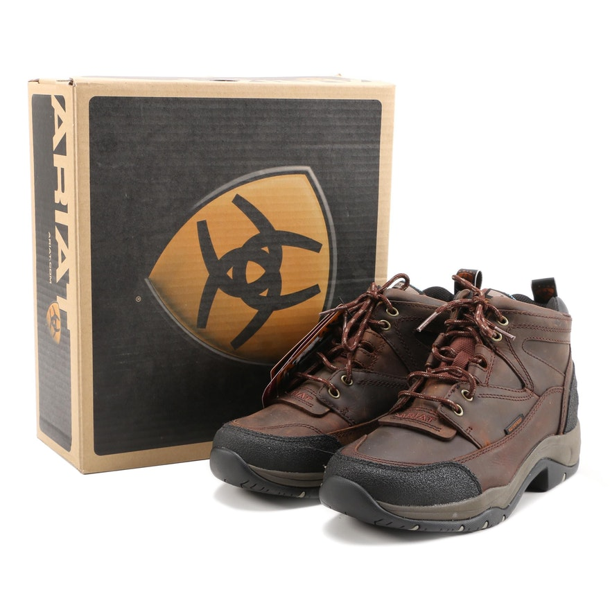 Ariat Terrain H2O Hiking Boots in Copper