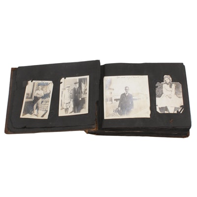 Family Photo Album, Early 20th Century