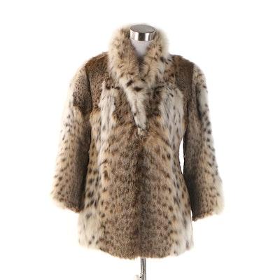 Lynx Fur Coat from Jay-Lennad Furs