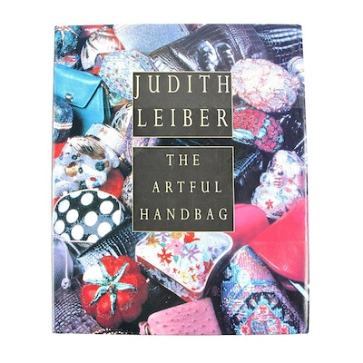 "Signed ""Judith Leiber: The Artful Handbag"", First Edition"