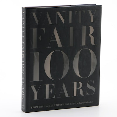 "2013 ""Vanity Fair 100 Years: From the Jazz Age to Our Age"" First Edition"