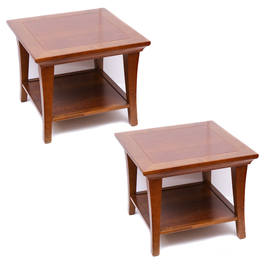 Pottery Barn Accent Tables, Contemporary