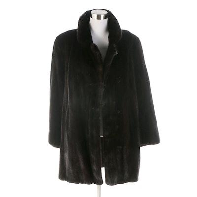 Mink Fur Coat from Pollack Furs