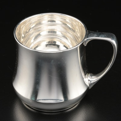 Tiffany & Co. Sterling Silver Baby Cup, Early to Mid 20th Century