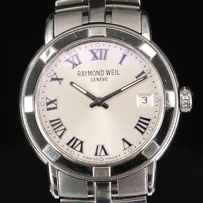 Raymond Weil Parsifal Stainless Steel Quartz Wristwatch