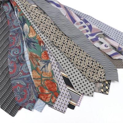 Stefano Ricci, Kolte, Robert Talbott, Dolcepunta and More Silk Neckties