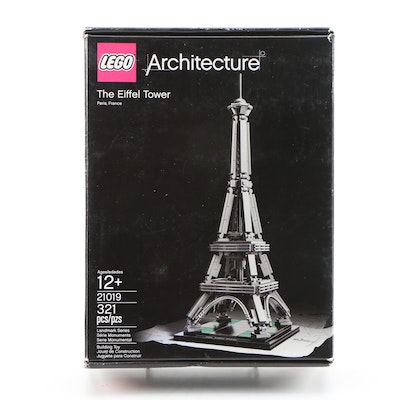 "LEGO Architecture ""The Eiffel Tower"" Construction Set"