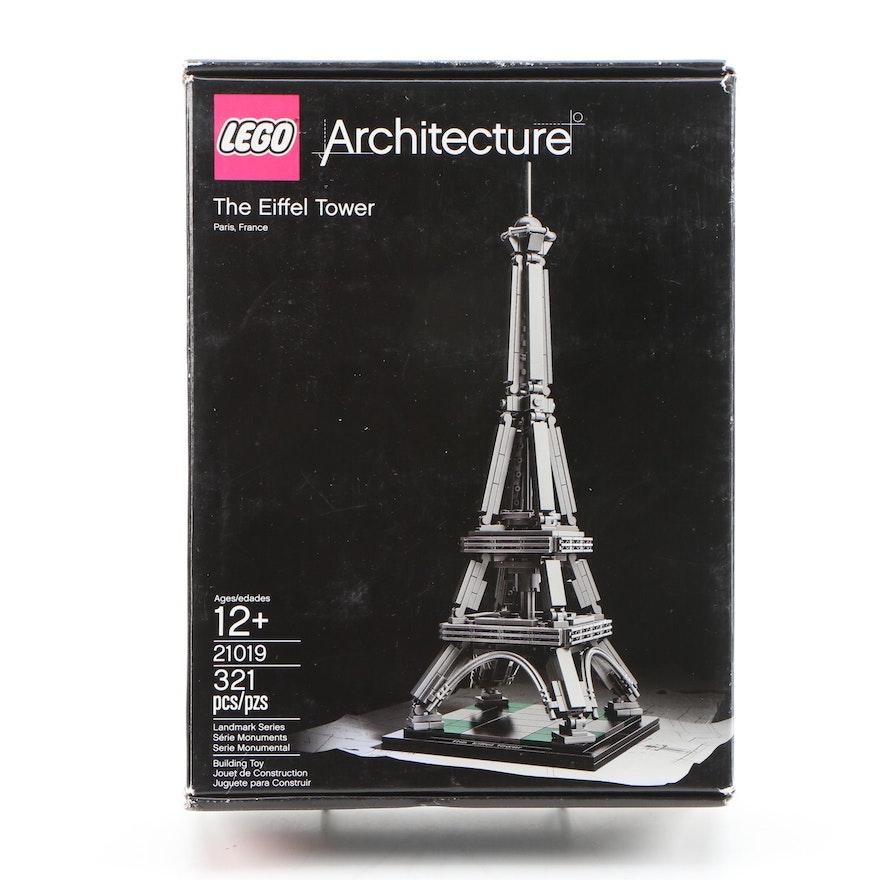 "LEGO Architecture ""The Eiffel Tower"" Construction Set"