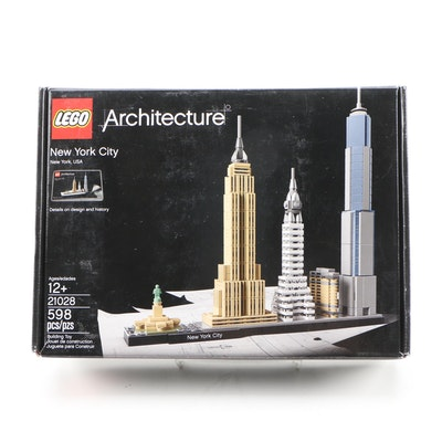 LEGO Architecture New York City Construction Set