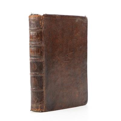 """1738 """"Histoire de la Congregation des Filles de l'Enfance de N. S. Jesus-Christ"""""""